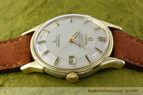 Used luxury watch Omega Constellation gold-plated automatic Kal. 561 Ref. 168.005  | 140594 05