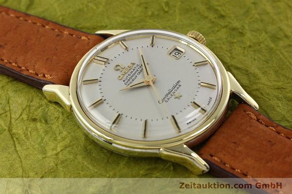 Used luxury watch Omega Constellation gold-plated automatic Kal. 561 Ref. 168.005  | 140594 13
