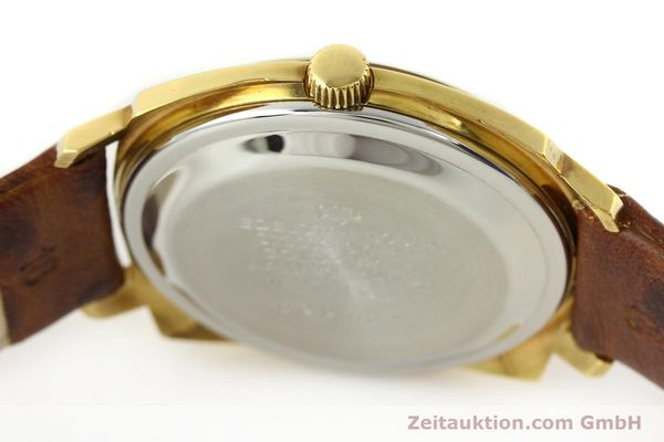 Used luxury watch Glashütte Spezimatic gold-plated automatic Kal. 75  | 140599 08