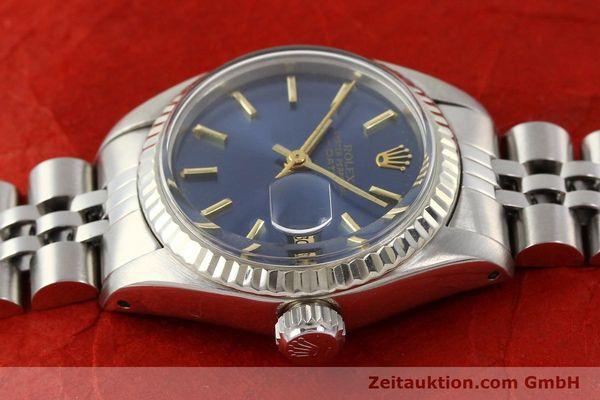 Used luxury watch Rolex Lady Date steel / gold automatic Kal. 2030 Ref. 6917  | 140601 05