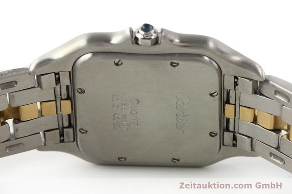 Used luxury watch Cartier Panthere steel / gold quartz  | 140609 09