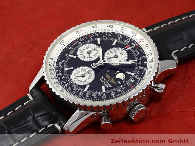 Used luxury watch Breitling Montbrillant steel automatic Kal. ETA 2892A2  | 140610 01