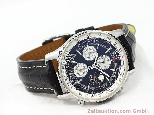 Used luxury watch Breitling Montbrillant steel automatic Kal. ETA 2892A2  | 140610 03