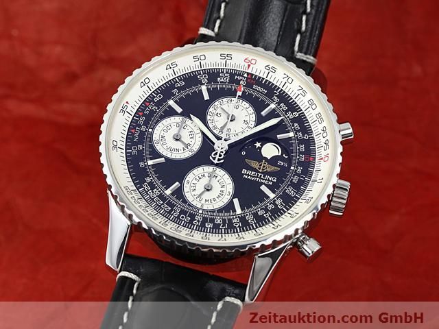 Used luxury watch Breitling Montbrillant steel automatic Kal. ETA 2892A2  | 140610 04