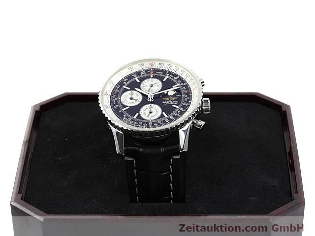 Used luxury watch Breitling Montbrillant steel automatic Kal. ETA 2892A2  | 140610 07