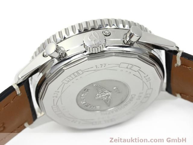 Used luxury watch Breitling Montbrillant steel automatic Kal. ETA 2892A2  | 140610 08