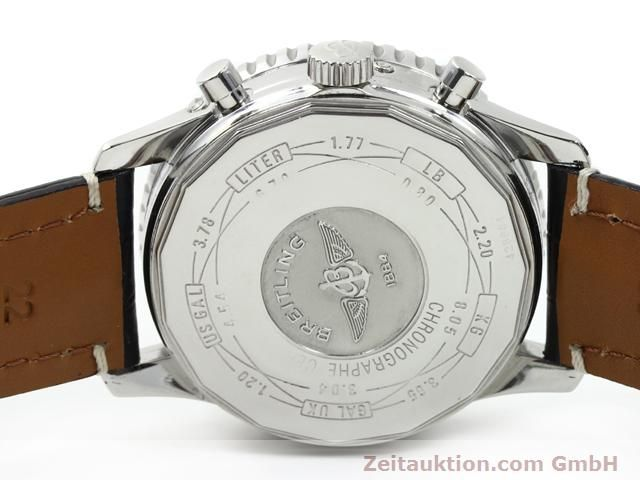 Used luxury watch Breitling Montbrillant steel automatic Kal. ETA 2892A2  | 140610 09