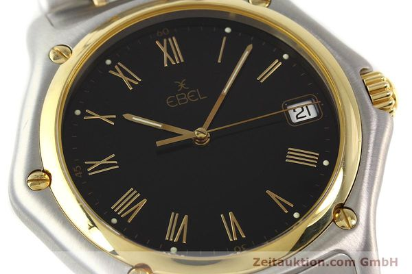 Used luxury watch Ebel 1911 steel / gold quartz Kal. 187-1 Ref. 1187916  | 140611 02