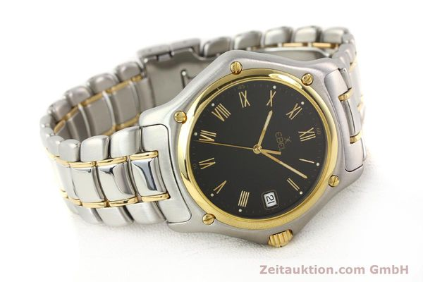 Used luxury watch Ebel 1911 steel / gold quartz Kal. 187-1 Ref. 1187916  | 140611 03