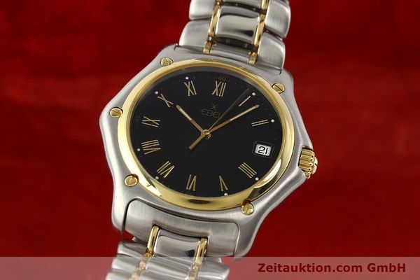 Used luxury watch Ebel 1911 steel / gold quartz Kal. 187-1 Ref. 1187916  | 140611 04