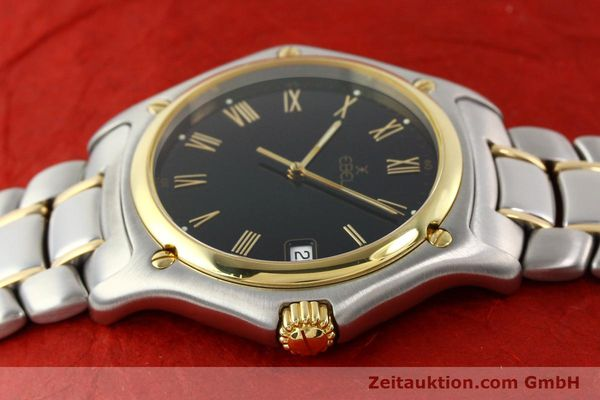 Used luxury watch Ebel 1911 steel / gold quartz Kal. 187-1 Ref. 1187916  | 140611 05