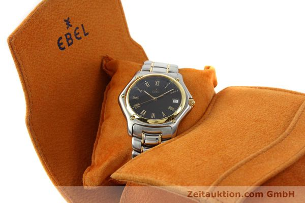 Used luxury watch Ebel 1911 steel / gold quartz Kal. 187-1 Ref. 1187916  | 140611 07