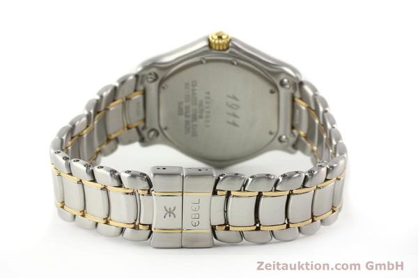 Used luxury watch Ebel 1911 steel / gold quartz Kal. 187-1 Ref. 1187916  | 140611 10