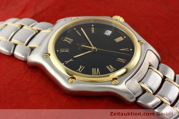 Used luxury watch Ebel 1911 steel / gold quartz Kal. 187-1 Ref. 1187916  | 140611 13