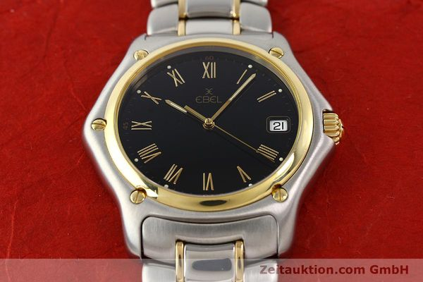 Used luxury watch Ebel 1911 steel / gold quartz Kal. 187-1 Ref. 1187916  | 140611 14