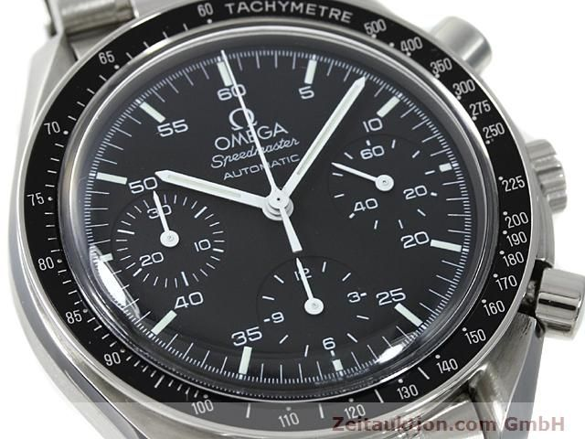 Used luxury watch Omega Speedmaster steel automatic Kal. 3220  | 140612 02