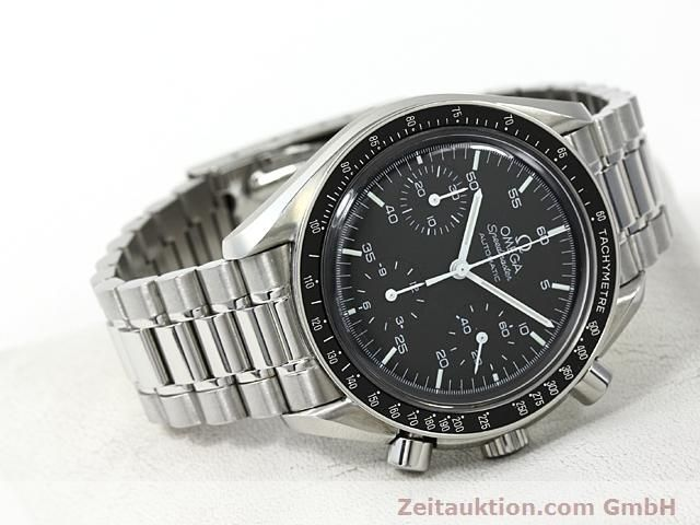 Used luxury watch Omega Speedmaster steel automatic Kal. 3220  | 140612 03