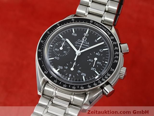 Used luxury watch Omega Speedmaster steel automatic Kal. 3220  | 140612 04