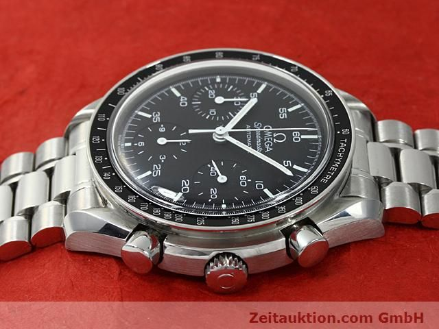Used luxury watch Omega Speedmaster steel automatic Kal. 3220  | 140612 05