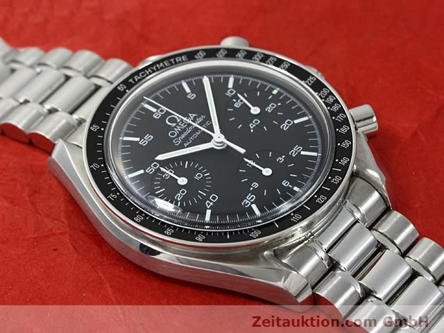 Used luxury watch Omega Speedmaster steel automatic Kal. 3220  | 140612 12