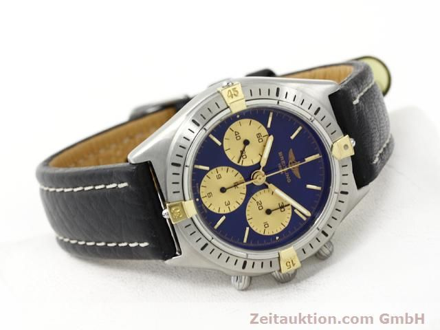 Used luxury watch Breitling Sextant gilt steel manual winding Kal. LWO 1873 Ref. 80520N  | 140613 03