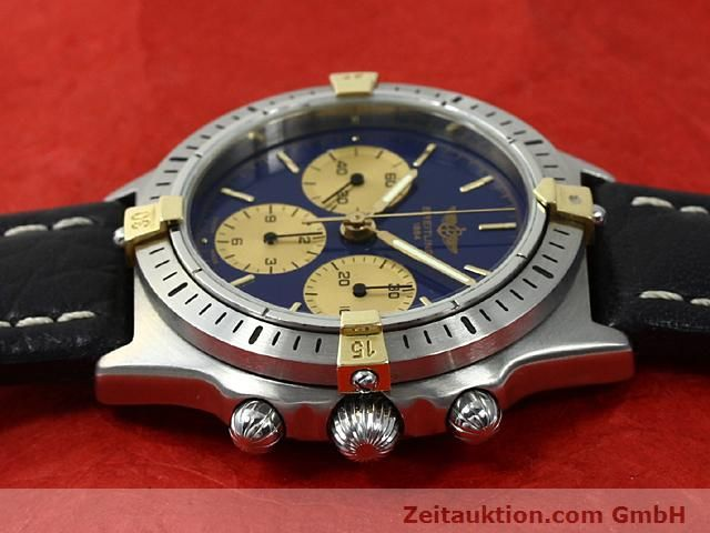 Used luxury watch Breitling Sextant gilt steel manual winding Kal. LWO 1873 Ref. 80520N  | 140613 05