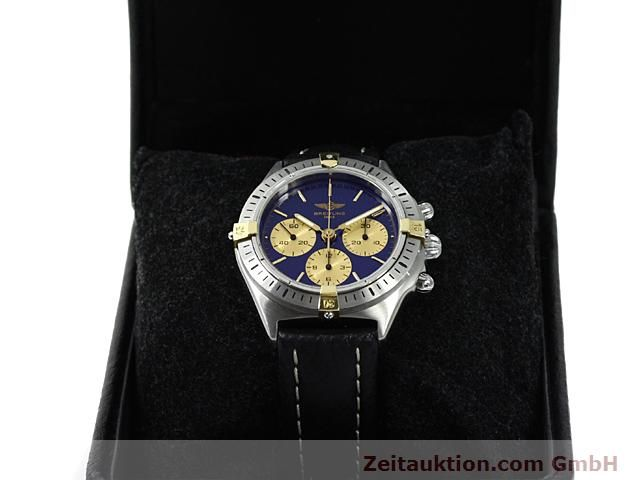 Used luxury watch Breitling Sextant gilt steel manual winding Kal. LWO 1873 Ref. 80520N  | 140613 07