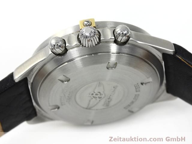 Used luxury watch Breitling Sextant gilt steel manual winding Kal. LWO 1873 Ref. 80520N  | 140613 08
