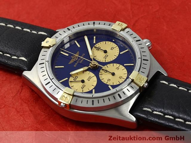Used luxury watch Breitling Sextant gilt steel manual winding Kal. LWO 1873 Ref. 80520N  | 140613 11