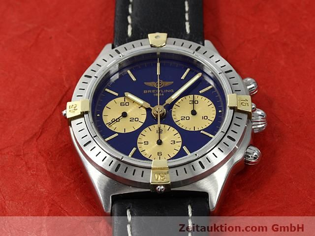 Used luxury watch Breitling Sextant gilt steel manual winding Kal. LWO 1873 Ref. 80520N  | 140613 12