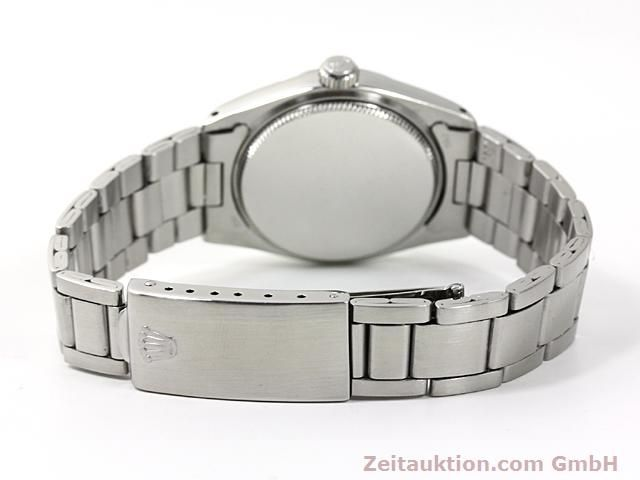 Used luxury watch Rolex Precision steel manual winding Kal. 1225 Ref. 6466  | 140618 11