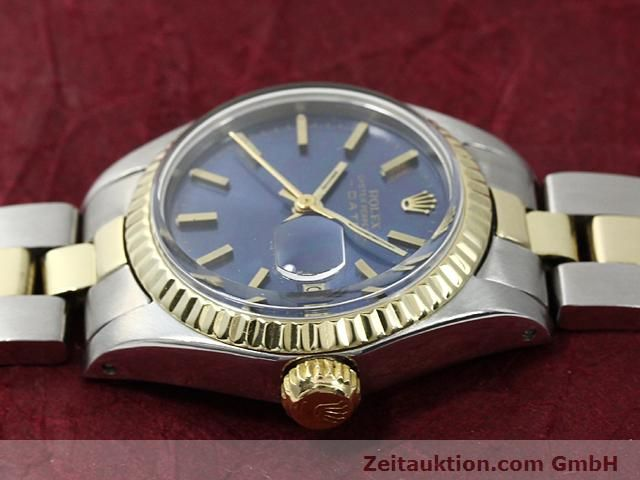 Used luxury watch Rolex Lady Date steel / gold automatic Kal. 2030 Ref. 6917  | 140620 05