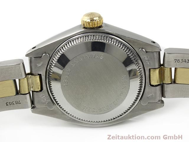 Used luxury watch Rolex Lady Date steel / gold automatic Kal. 2030 Ref. 6917  | 140620 08