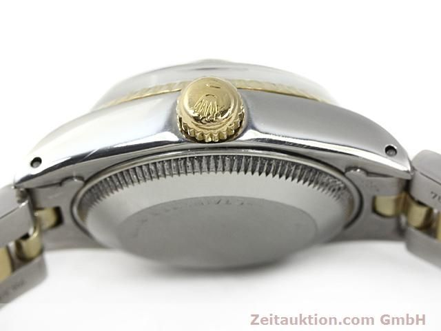 Used luxury watch Rolex Lady Date steel / gold automatic Kal. 2030 Ref. 6917  | 140620 11