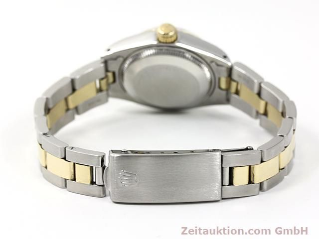 Used luxury watch Rolex Lady Date steel / gold automatic Kal. 2030 Ref. 6917  | 140620 12