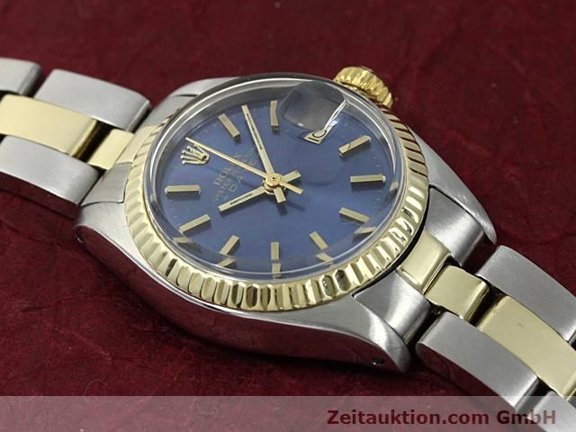 Used luxury watch Rolex Lady Date steel / gold automatic Kal. 2030 Ref. 6917  | 140620 13