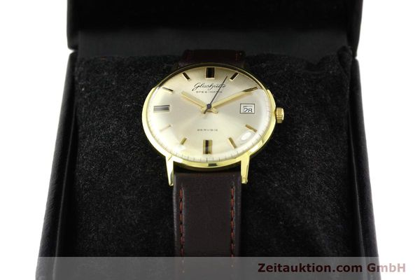 Used luxury watch Glashütte Spezimatic gold-plated automatic Kal. 75  | 140623 07