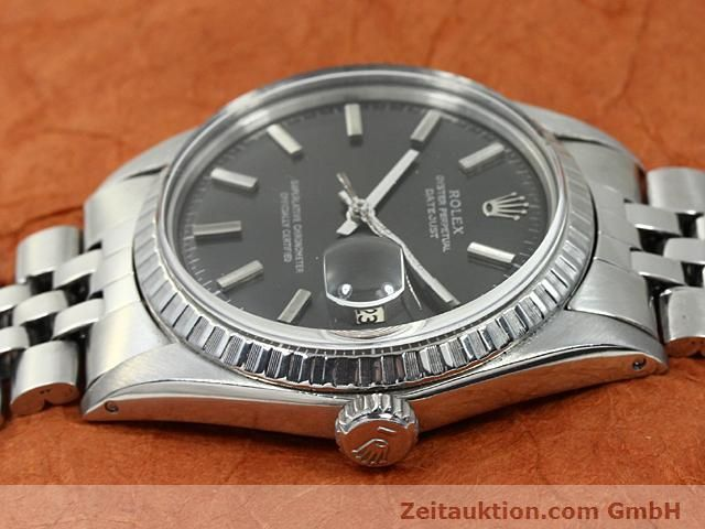 Used luxury watch Rolex Datejust steel automatic Kal. 1570 Ref. 1603  | 140624 05