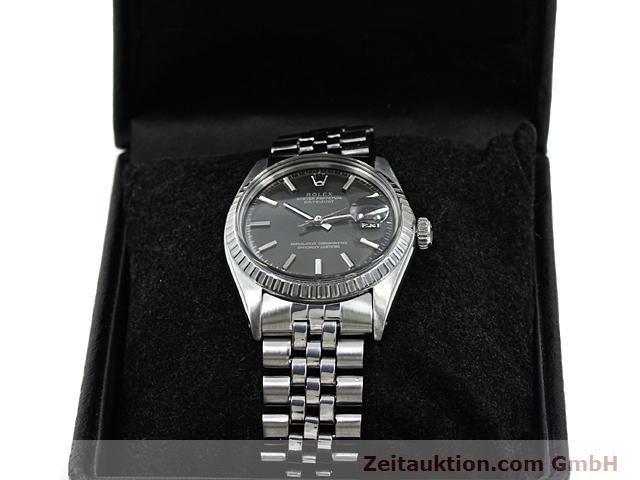 Used luxury watch Rolex Datejust steel automatic Kal. 1570 Ref. 1603  | 140624 07