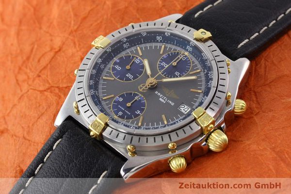 Used luxury watch Breitling Chronomat gilt steel automatic Kal. VAL 7750 Ref. 81950  | 140627 01