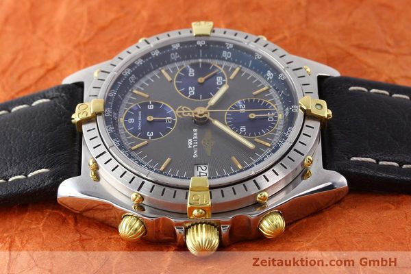 Used luxury watch Breitling Chronomat gilt steel automatic Kal. VAL 7750 Ref. 81950  | 140627 05