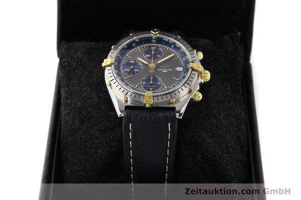 Used luxury watch Breitling Chronomat gilt steel automatic Kal. VAL 7750 Ref. 81950  | 140627 07