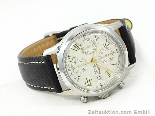 Used luxury watch Breitling Navitimer steel automatic Kal. ETA 7750 Ref. A13024  | 140628 03
