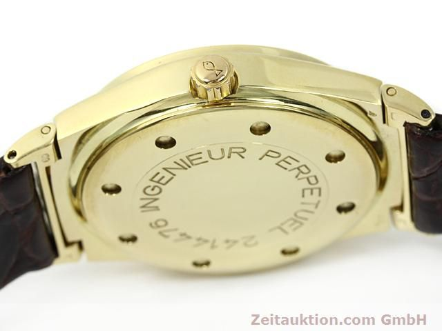 Used luxury watch IWC Ingenieur 18 ct gold automatic Kal. C.3758 Ref. 3540  | 140634 11