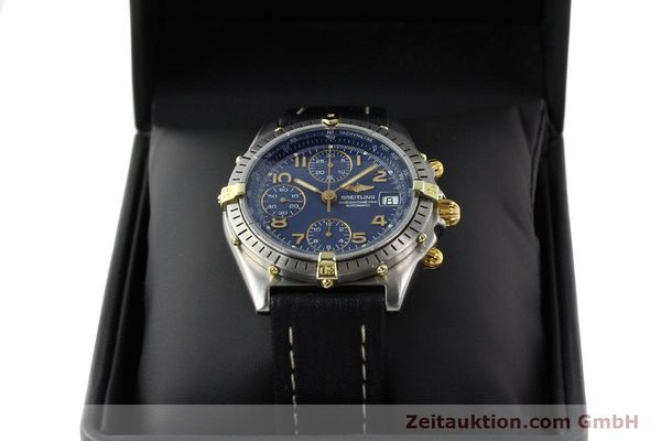 Used luxury watch Breitling Chronomat gilt steel automatic Kal. ETA 7750 Ref. 81950B13047  | 140636 07