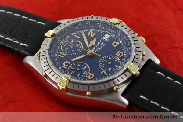 Used luxury watch Breitling Chronomat gilt steel automatic Kal. ETA 7750 Ref. 81950B13047  | 140636 13