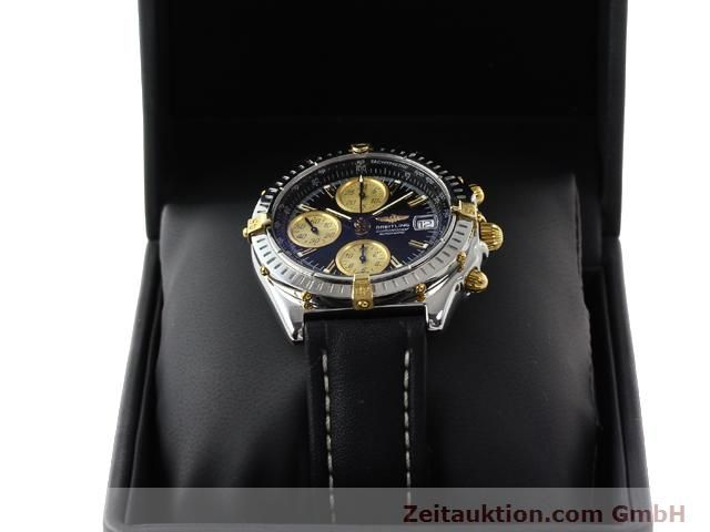 Used luxury watch Breitling Chronomat gilt steel automatic Kal. ETA 7750 Ref. B13350  | 140637 07