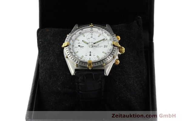 Used luxury watch Breitling Chronomat gilt steel automatic Kal. VAL 7750 Ref. 81950  | 140638 07