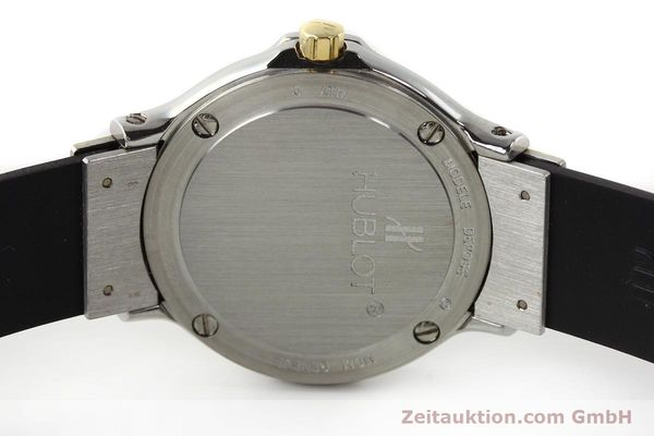 Used luxury watch Hublot MDM gilt steel quartz Ref. 12801002  | 140639 09