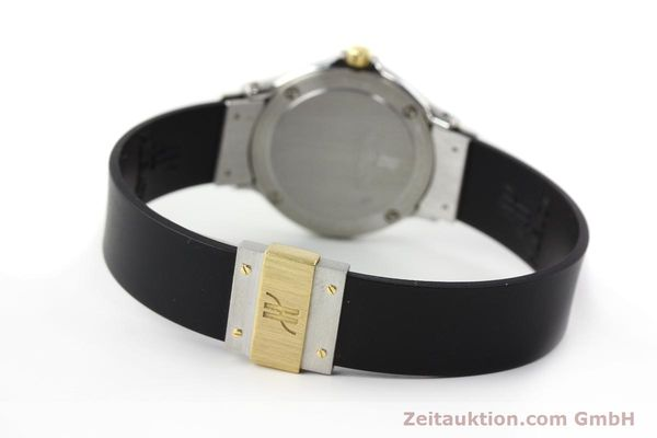 Used luxury watch Hublot MDM gilt steel quartz Ref. 12801002  | 140639 10